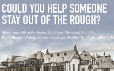 Fraser McGregor Memorial Golf Day