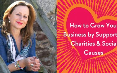 How to Grow Your Business by Supporting Charities & Causes