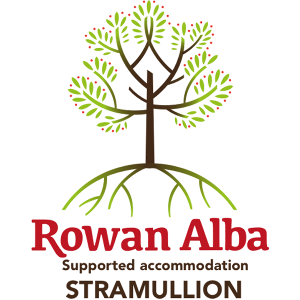 rowan alba supported accommodation stramullion